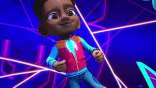 🕷The Spidey Team | Marvel's Spidey and His Amazing Friends | Disney Junior Arabia