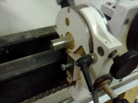 Tornio da legno copiatore youtube for Copiatore per tornio legno autocostruito