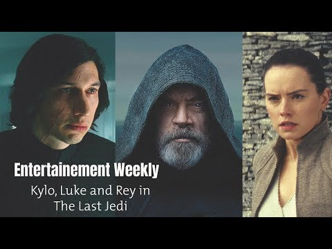 The Last Jedi: EW Special Edition Discussion and Brief Thoughts About JJ's Storytelling