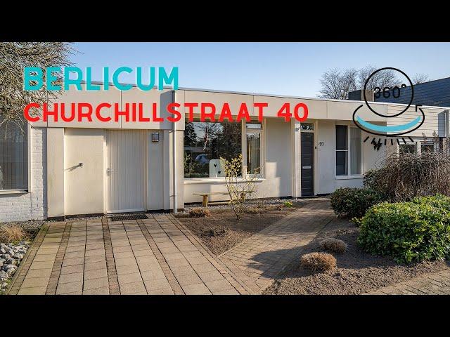 360 graden video YouTube - Churchillstraat 40 Berlicum