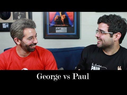 Paul McCartney vs. George Harrison | Conversa de Botequim | Alta Fidelidade