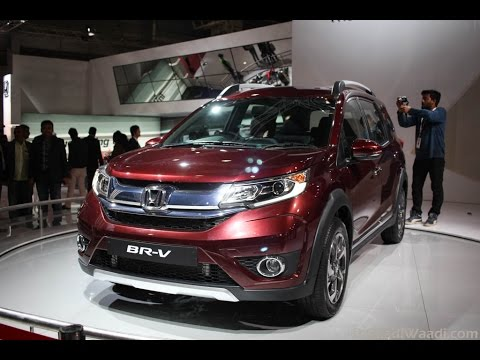 Honda Brv Br V Launched In India At Rs 8 75 Lakhs Walkaround