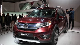 Honda BRV (BR-V) Launched In India At Rs.8.75 Lakhs, Walkaround Video