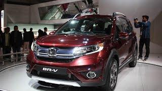 هوندا BRV (BR-V) أطلقت في الهند في روبية.8.75 مليون Walkaround الفيديو