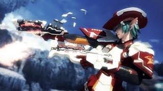 Phantasy Star Online 2 Cinematic Trailer (Jap)