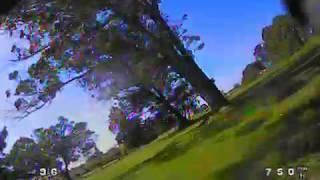 Finding FPV Locations | Gaps, and Railway Quad-skating - DVR