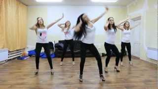 """GO-GO dance  обучение.Студия танца """"QUEENS"""".Группа новичков!"""