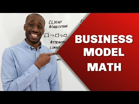 Consulting Business Model | Business Model Math
