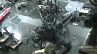Nurgle New Releases- assembly and magnetization- Blue Table Painting
