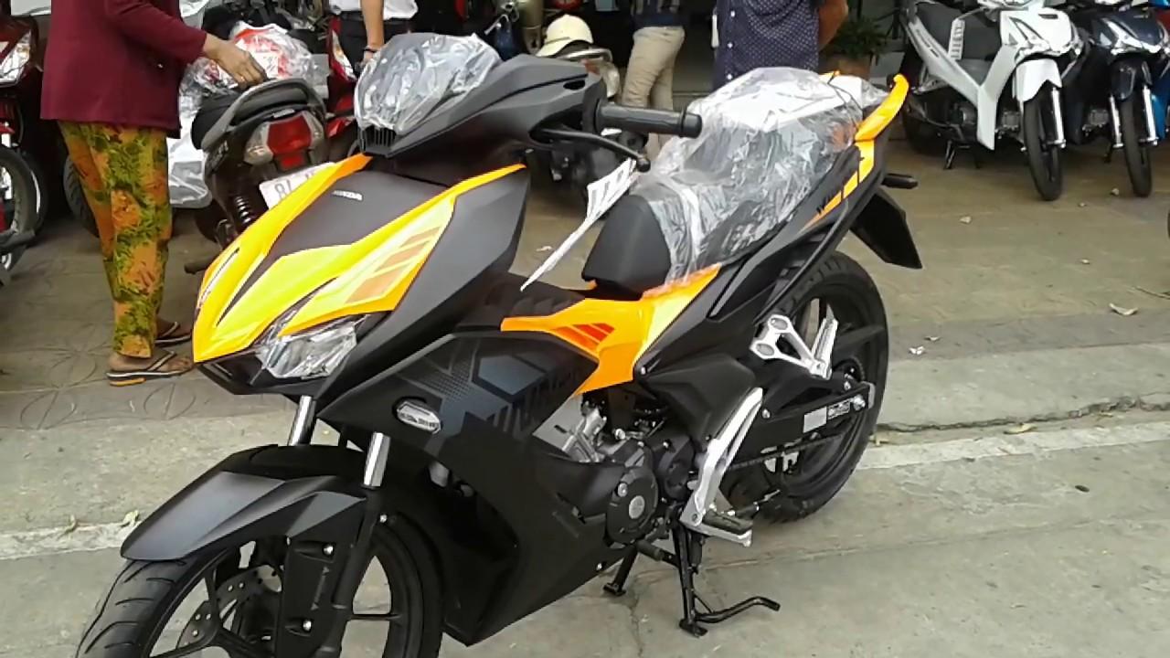 [HOT] Honda Winner X Sport (Supra GTR X) - Black Orange - Walkaround