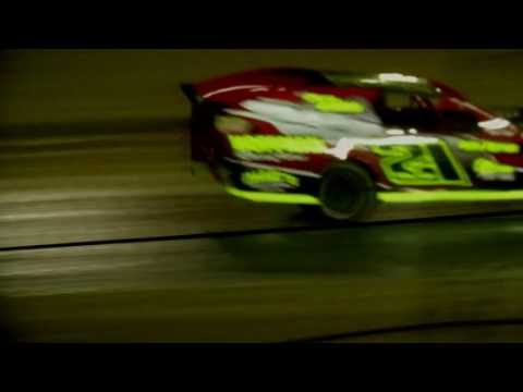 A mod race; Jackie Dalton win Springfield raceway 03-18-17