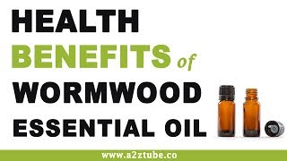 Wormwood Essential Oil Health Benefits