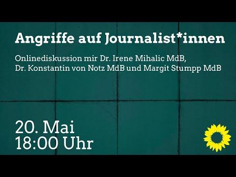 Angriffe auf Journalist*innen