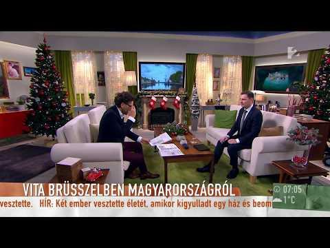 Tuzson Bence: ˝Sorozattűz indult Magyarország ellen˝ - tv2.hu/mokka