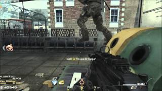 MW3 Survival: Underground wave 100+ strategy (team WR)