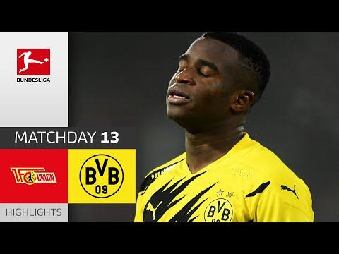 Union Berlin - Borussia Dortmund   2-1   Highlights   Matchday 13 – Bundesliga 2