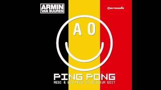 Armin Van Buuren - Ping Pong (Regi & Les Mecs Go Belgium Edit)