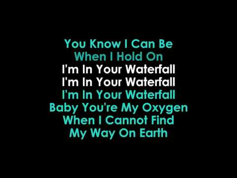 Waterfall Karaoke Stargate ft  Pink, Sia