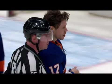 Capitals islanders won't stop chirping post game , plus Chara has a dance
