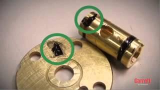 Turbokompresoriaus montavimo instrukcija
