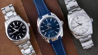 Three On Three: Comparing Entry-Level Watches With In-House Movements