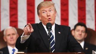 Media Falls In Line When Trump Sticks To The Script