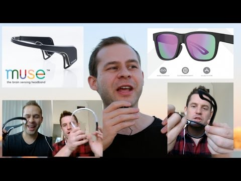 New Sunglasses EEG Device from Muse! Muse Head Researcher Interview