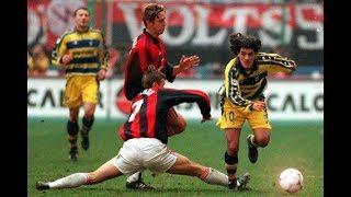 Ariel Ortega ● Craziest Skills & Goals Ever ● ||