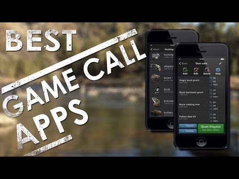 Best Apps For Hunting Calls | The Sticks Outfitter | EP. 3