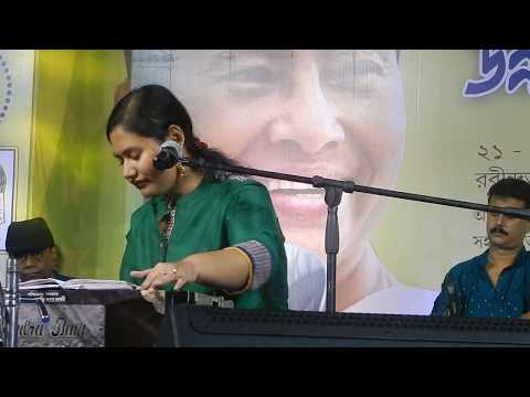 BONE NOY MONE MOR-performed by PRITIPARNA GHOSAL