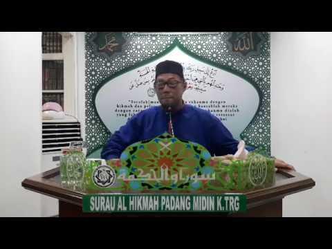 Ceramah Paling BEST Oleh Ustaz Hanafiah Abdul Malek Terbaru ~ ISTIMEWA Bulan April 2017