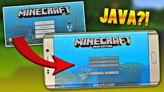 How to get Minecraft JAVA Edition UI on Android/IOS! (Minecraft Texture Pack)