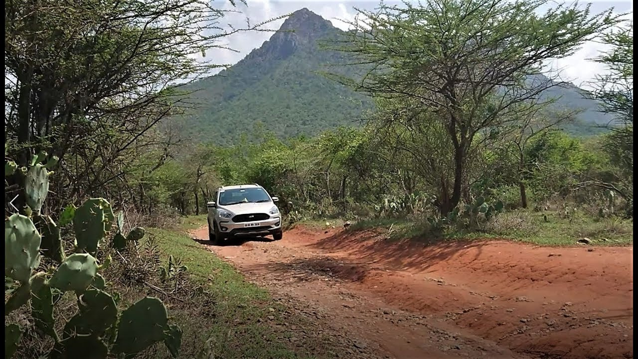 Ford Freestyle- Into the Wild (highways, ghats and trails)