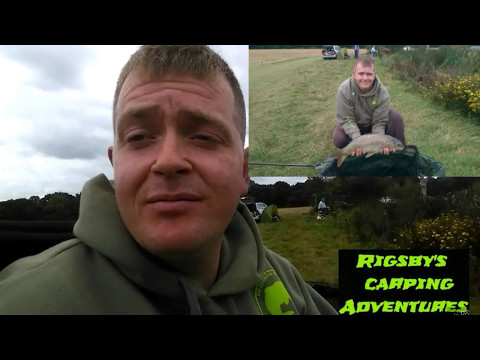 CARP FISHING UK 🇬🇧  24hr Session 2 (irthlingbrough Lakes And Meadows Northamptonshire)