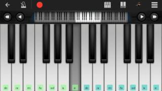 Video Tutorial Belajar Piano Android | Lagu Galau download MP3, 3GP, MP4, WEBM, AVI, FLV Oktober 2017