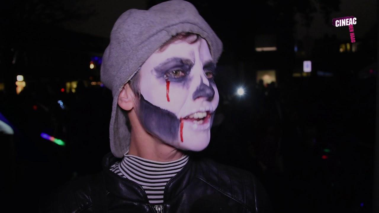 Ypenburg Halloween.Halloween In Miquelstraat