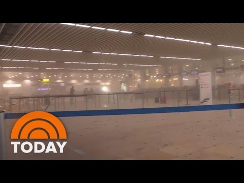 Source Says ISIS Is Responsible For Brussels Terror Attacks | TODAY