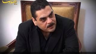 لقاء العلامة المرجع السيد محمد حسين فضل الله مع الاسير الشهيد سمير القنطار