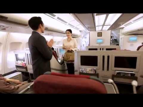 Garuda Indonesia - Cabin Crew Unrevealed Story 2