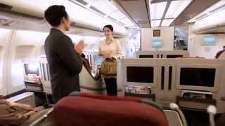 Garuda Indonesia - Cabin Crew Unrevealed Story 2