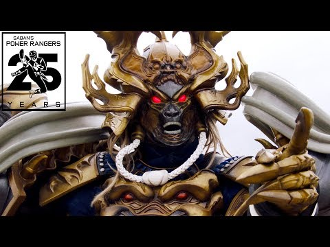 All Galvanax Scenes | Eps 1 – 20 | Power Rangers Ninja Steel