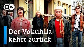 Comeback einer Hass-Frisur: Der Vokuhila kehrt zurück   Euromaxx