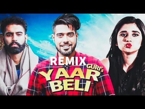 Yaar Beli - Remix | DJ SherGill | HR Vizual | Best Punjab Songs | 2017
