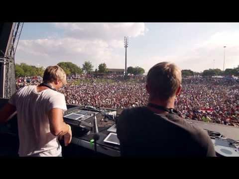 Enjoy the silence - Ultra Music Festival South Africa