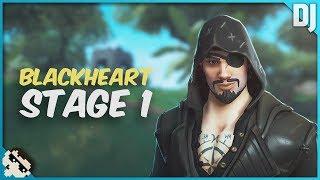 Blackheart Skin Stage 1 - Season 8 Battle Pass! (Fortnite Battle Royale)