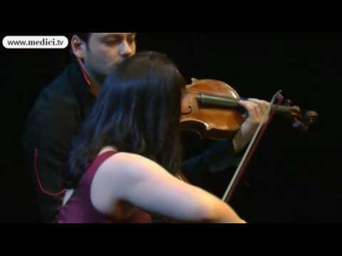 Brahms Piano Quintet in F minor op.34 - Kovacevich, Jansen, Contzen, Rysanov, Hecker