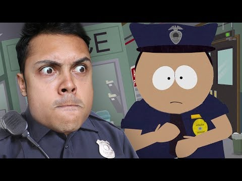 DESTROYING THE SOUTH PARK POLICE !!! (South Park The Fractured But Whole)
