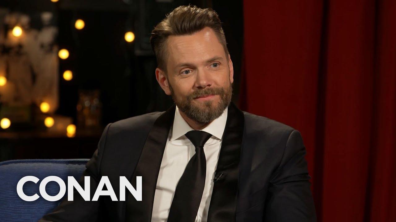 Download #CONAN: Joel McHale Full Interview - CONAN on TBS