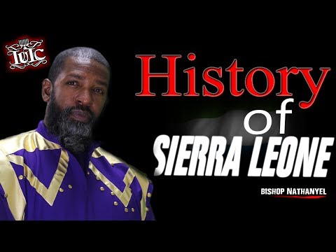 The Israelites: AYV Radio: #HISTORY of Sierra Leone