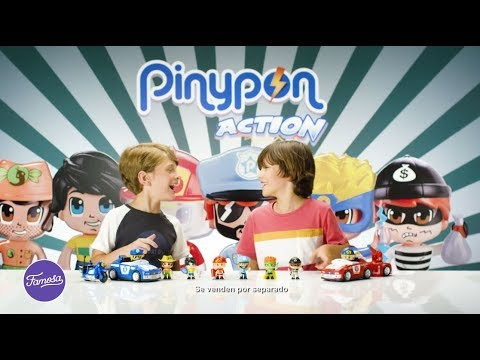 Y Aventurero Policia Pinypon Action Pack PTwZOukXi